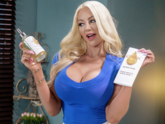 Nicolette Shea & Charles Dera in Always Read The Instructions - BrazzersNetwork