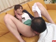 High rated sex scenes with milf, Hitomi Kanou - More at Japanesemamas.com
