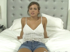 Private Casting X - Keisha Grey - Bigtitted teen loved my dick
