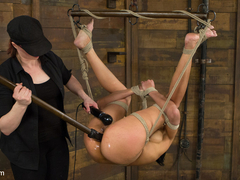 Beretta James in Beretta - Challenged With Wanton Cruelty - HogTied