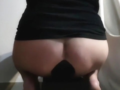 Buttplug B52 and AB39 getting hard and go inside