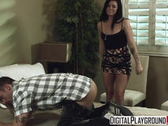Andy San Dimas - Trouble At The Slumber Party - Digital Playground