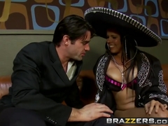 Big TITS in uniform - Diamond Kitty Charles Dera- Cinco de Mayo - Brazzers