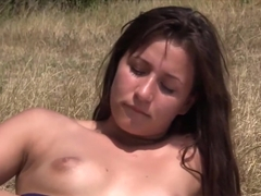 Outdoor Solo Dutch Teen