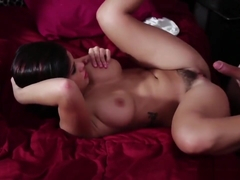 Keisha Grey Sexy Pawg Brunette Enjoys Sensual Sex With Bf