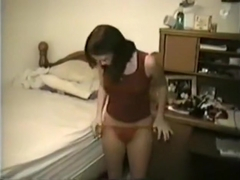 Brunette girl shows off her fuck skills compilation