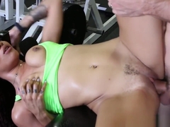 Julie Kay Ready To Fuck Hard Workout