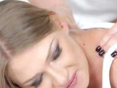 Yasmin Scott with Lucy Heart having lesbian sex presented by Sapphix - Massage and fun