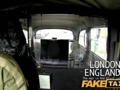 FakeTaxi: No cash, so paid in kind