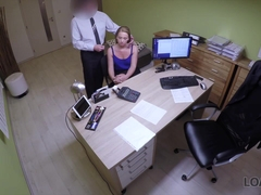LOAN4K. Upset girl pays with sex to become successful businesswoman
