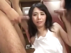 Best Japanese model in Hottest Amateur, Teens JAV clip