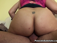 Voluptuous Anastasia Lux Gets Pounded - PascalSsubsluts