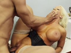 Alura Jenson & Karlo Karrera in My First Sex Teacher