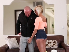 Crazy pornstars Will Powers, Kate England in Exotic Facial, Blonde adult scene