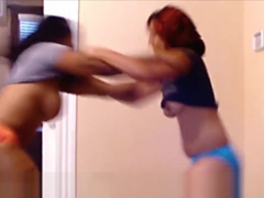 SistaFightFlix Ebony Catfight Theatre