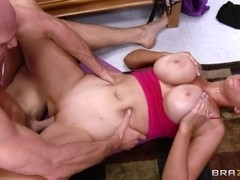 Big Tits at School: Athena's A-Plus Titties. Athena Pleasures, Johnny Sins