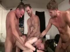 Crazy gay clip with bare sex scenes