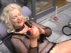Dirty talking mature bimbo 2