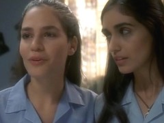 Neta Garty,Aure Atika,Liraz Charchi in Turn Left At The End Of The World (2004)