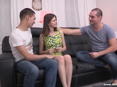 Sell Your GF - Anna Taylor - Making cash with her pussy
