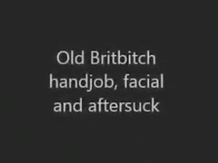 Previous Britbitch - cosmetic and handjob