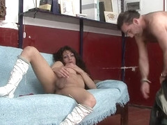 MyTrannyGirlfriend: Morena has a new victim to fuck