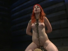 Sloane Soleil Day 3Extreme Endurance Test with a Cock Sucking Reward