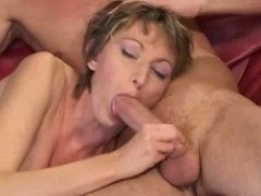 Older Mother I'd Like To Fuck hard double penetration