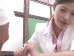 Incredible Japanese girl Karera Ariki in Exotic Handjob, Cumshot JAV scene