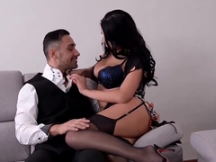 Kira Queen is the master of cock riding