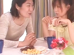 Crazy Japanese model Saki Ninomiya in Fabulous Cunnilingus JAV clip