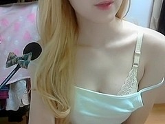 Korean girl super cute and perfect body show Webcam Vol.10