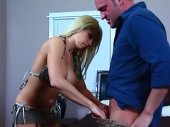 Best pornstar Brooke Haven in crazy cumshots, facial sex movie