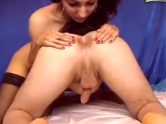 Hottest Homemade clip with Handjob, Rimming scenes