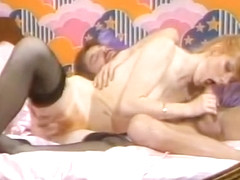Incredible anal classic clip with Guy Royer and Richard Lemieuvre