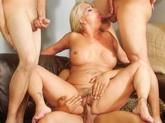 Joclyn Stone in We Wanna Gang Bang Your Mom #23 Video