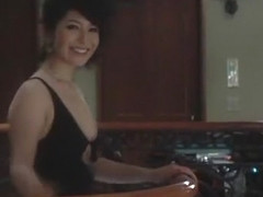 Best Japanese girl An Nanba in Amazing Cougar, Small Tits JAV scene