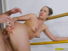 Blue Angel & Kai Taylor in Ballet And Cock - 8thStreetLatinas