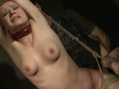 Short haired girl Chicky Clarissa is being fucked hard
