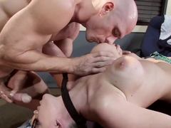 Brianna Brooks fucked hard by Johnny Sins