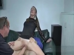 Teen Girl Double Fist And Cock Fuck