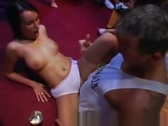 Claudia Adams Drunksex