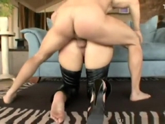 Fabulous pornstars Allison Pierce and Mark Wood in amazing straight, ass porn video