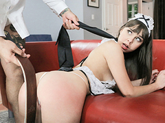 Shae Celestine in Servicing The Maid - Submissived