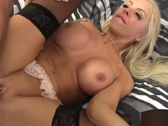Fake Boobs Blonde Hot Scenes