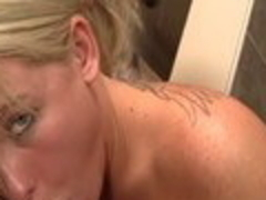 Incredible pornstar Casey Cumz in hottest blonde, blowjob adult video