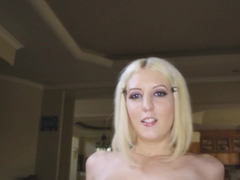 Fabulous pornstar Cherry Torn in Hottest Blonde, Blowjob porn movie