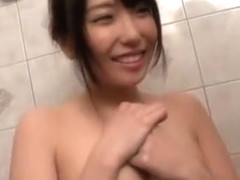 Fabulous Japanese whore Chika Arimura in Hottest Showers, Girlfriend JAV clip
