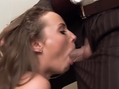 Crazy pornstar Hannah West in amazing cumshots, small tits adult movie