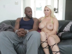 Nina Kayy & Lexington Steele & Lexington Steele in BTS:Lex's Breast Fest #07 - EvilAngel